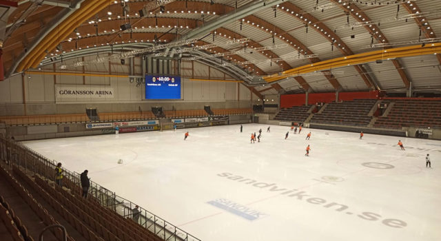 Nytt Scoreboard-system